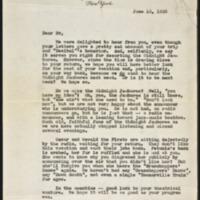 Letter 032