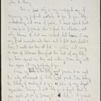 Letter 025, pg. 1