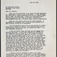 Letter 058, pg. 1