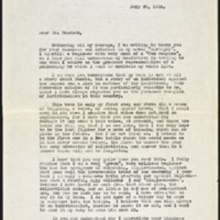 Letter 011, pg. 1