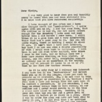 Letter 043, pg. 1