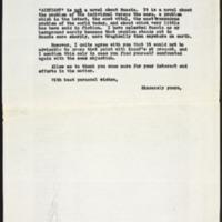 Letter 010, pg. 2