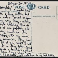 Letter 002, back