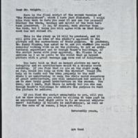 Letter  116