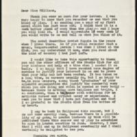 Letter 027