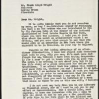 Letter 112, pg. 1