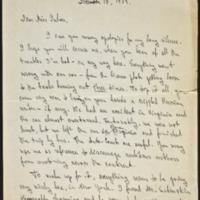 Letter 017, pg. 1