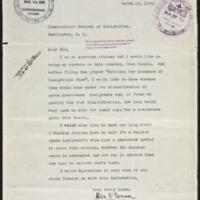 Letter 005