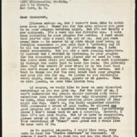 Letter 024, pg. 1