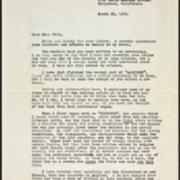 Letter 006, pg. 1