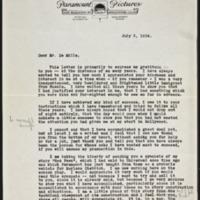 Letter 009, pg. 1