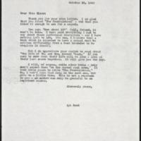 Letter 099