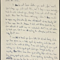 Letter 014, pg. 1