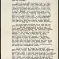 Letter 029, pg. 1