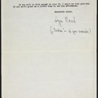 Letter 009, pg. 2