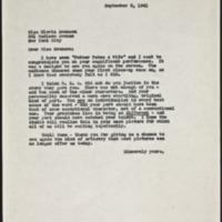 Letter 065