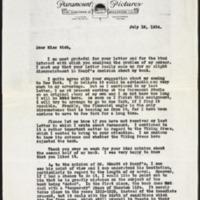 Letter 010, pg. 1
