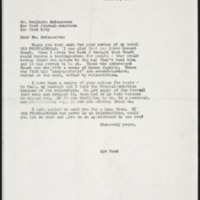Letter 077